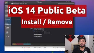 iOS 14 Public Beta Install and Remove எப்படி செய்வது | Step by Step Guide