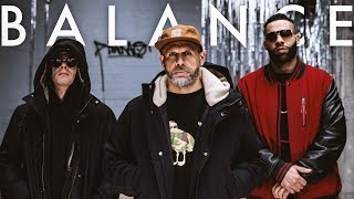 DJ STYLEWARZ X TRETTMANN X MEGALOH - BALANCE