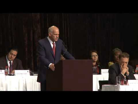 Speech at the 24th Congress of the Socialist International
