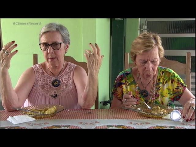 Irmãs Galvão falam sobre descoberta de Alzheimer