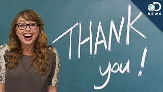 Laci Says Thank You!