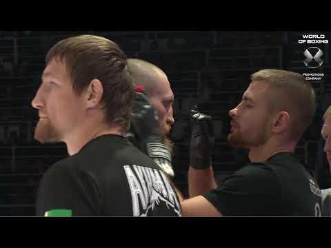 Дмитрий Кудряшов нокаутировал Александру Жура |Полный бой HD |Мир бокса