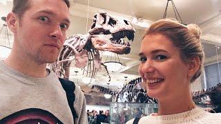 НЬЮ-ЙОРК фанатам сериала Друзья посвящается. VLOG 4. Музеи, улицы, магазины #ПЯТАЙКИН