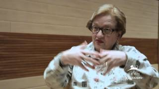 Leon Center. Interview Mary E. Pérez G.