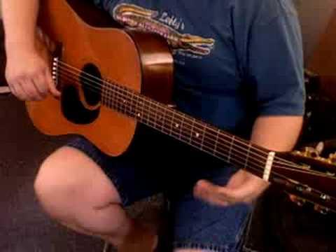 Cajun Rhythm Guitar