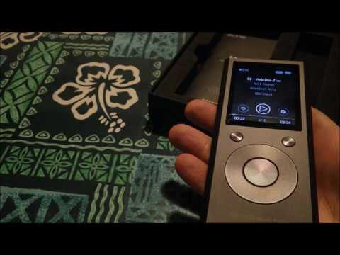 Aune M1s 32BitDSD Balanced Portable Music Player