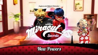 MIRACULOUS SECRETS | 🐞 NEW POWERS 🐞 | Tales of Ladybug and Cat Noir