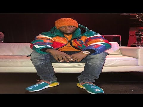 Papoose - Set Trippin (Remix) 2018 New CDQ