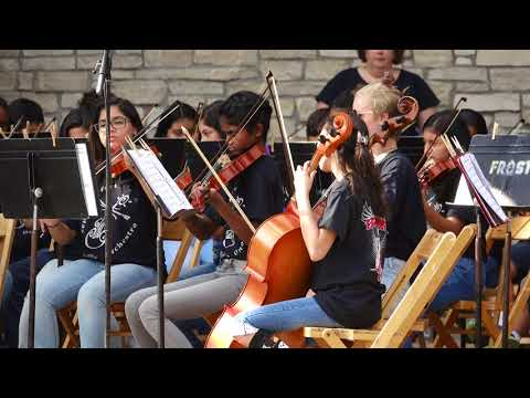 [2017.09.02]Schaumburg Septemberfest(1) - Lincoln Prairie School Orchestra