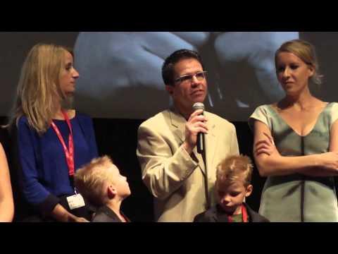 The Dark Matter Of Love  - Q&A Toronto Film Fest, TIFF Bell Lightbox (9-7-2013) - Director & Cast