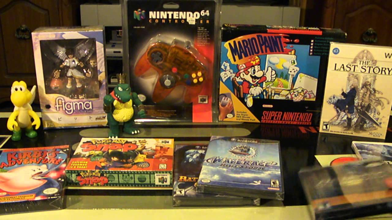 Collecting Tips 101: Tip #78 VGA Gradings and Sealed Games