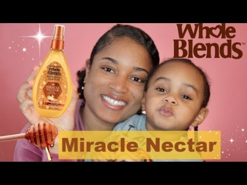 Download Garnier Whole Blends Leave-In Miracle Nectar Honey Treasures Treatment REVIEW