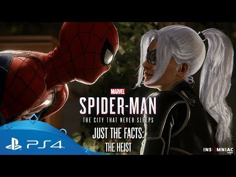 Marvel's Spider-Man: The Heist | Just the Facts | PS4