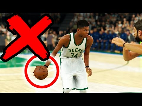 WHAT IF THE NBA BANNED DRIBBLING THE BALL? NBA 2K17 CHALLENGE