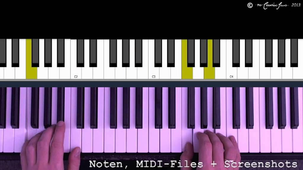 Happy Birthday Am Klavier Schnell Und Einfach Gelernt Youtube