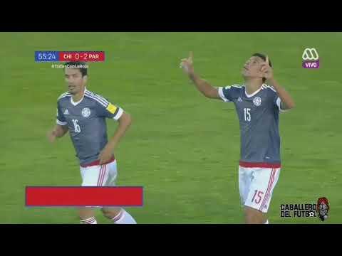 Chile 0-3 Paraguay (Bruno Pont - ABC Cardinal 730 AM)