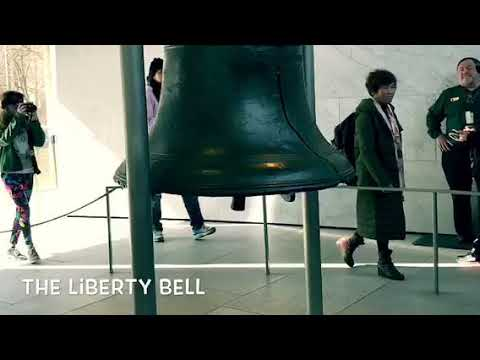 "Independence national historical park ""the liberty Bell "" Philadelphia"
