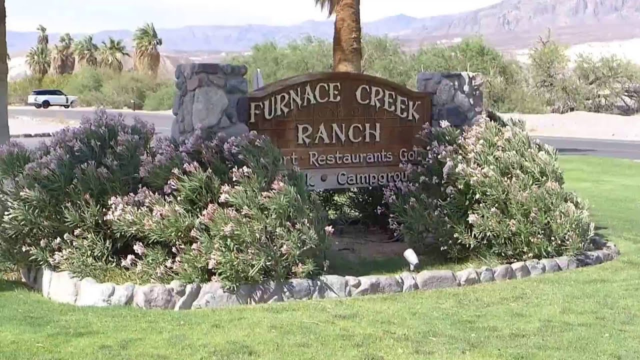 Valley National Park California Furnace Creek Ranch Tour Hd 2016