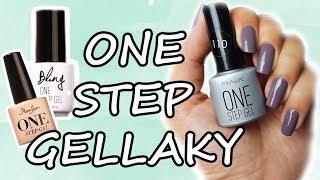 Bezvýpotkové gellaky z aliexpress za 25 kč / One step gellaky // UNBOXING CZ