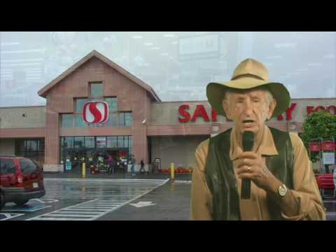 The Shopper. Humourous Aussie Bush Poetry By George New