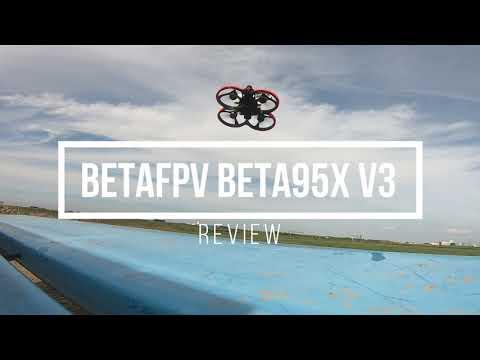 Фото BETA FPV Beta95X V3 ドローン 開封〜フライトレビュー
