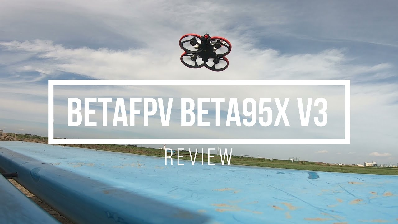 BETA FPV Beta95X V3 ドローン 開封〜フライトレビュー картинки