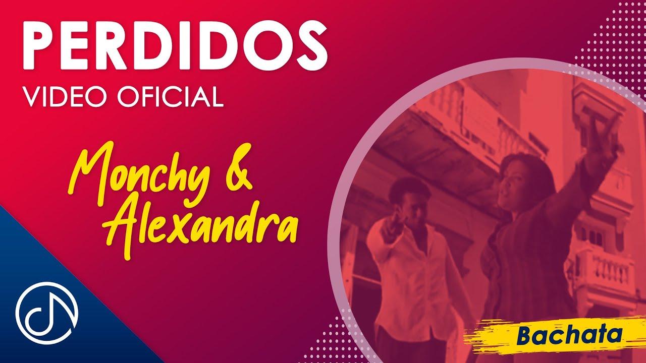 Perdidos Monchy Alexandra Video Oficial Youtube
