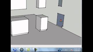 Sketchup Tutorial - Kitchen Designs Made Simple And Easy - Part 2