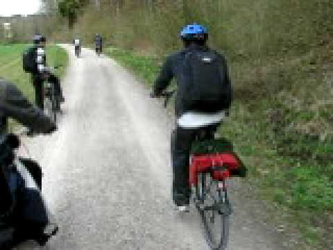 Sharing the experience of crazy cruise bike travel in Winterthur,Suisse by IIITians!