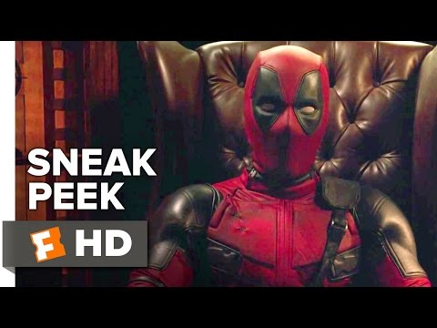 Deadpool Official Sneak Peek #1 (2016) - Ryan Reynolds Movie HD