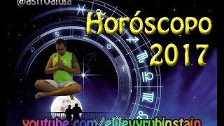 Horóscopo gratis para el año 2017 (12 signos).