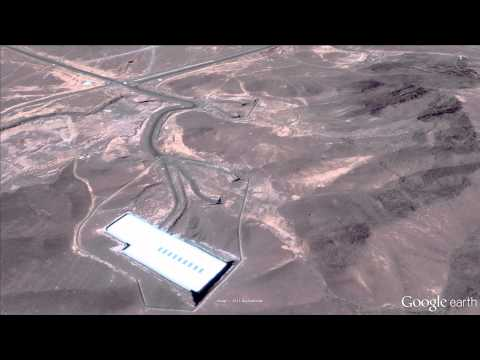 B-roll IRAN Fordow Fuel Enrichment Plant