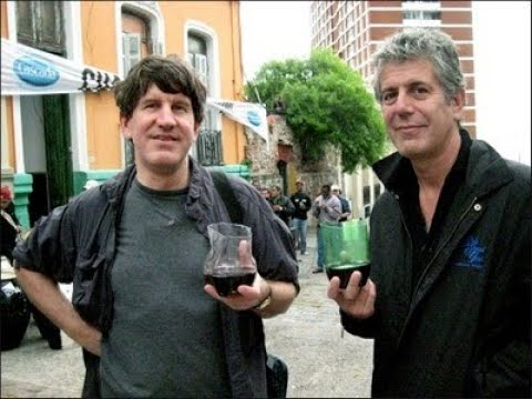 Anthony Bourdain No Reservations Uruguay