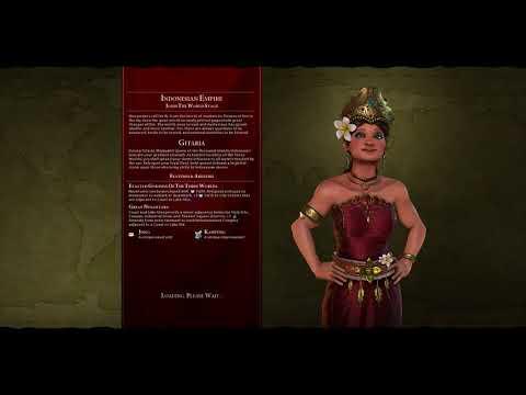 Civilization VI: Indonesia Guide