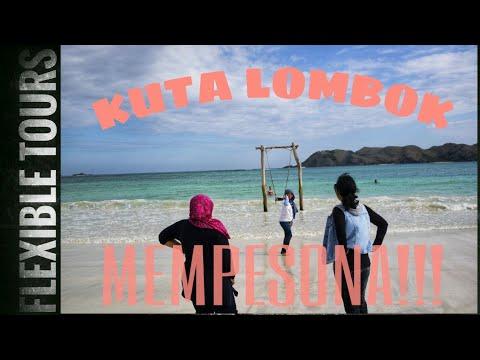 VIDEO KUTA LOMBOK ISLAND PESONA INDONESIA