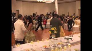 Dance with my father (18th birthday father daughter dance)
