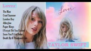 Taylor Swift - LOVER (Full Album 2019)