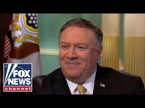 Mike Pompeo: America has a responsibility to push back and protect itself from 'evil nations'
