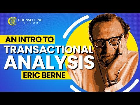 An Introduction to Transactional Analysis - Eric Berne