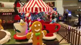 Christmas at Beirut Duty Free , Beirut Rafic Hariri International Airport