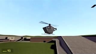 видео гаррис мод как сделать вертолет