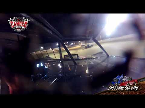 #4 Joe Mike - Crate - 7-27-19 Camden Speedway - in-Car Camera