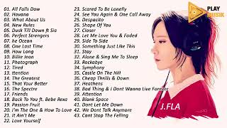 Top cover 43 Songs Ever of J.Fla - All Fall Down