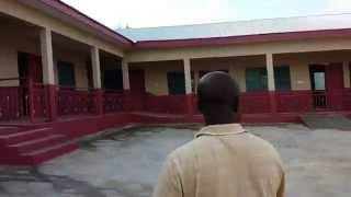 Dormaa Children's Home, Tour by Kwasi
