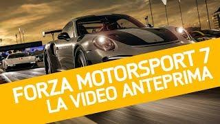 Forza Motorsport 7: Anteprima della campagna provata su Xbox One X (Video 4K)