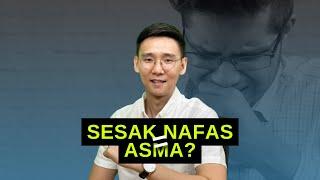 Penyakit Pemicu Sesak Napas Selain Asma.