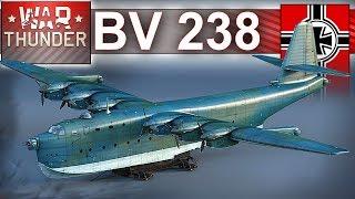 BV 238 - największy samolot w War Thunder