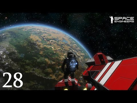 Space Engineers Multiplayer - E28 - Grungles Bay