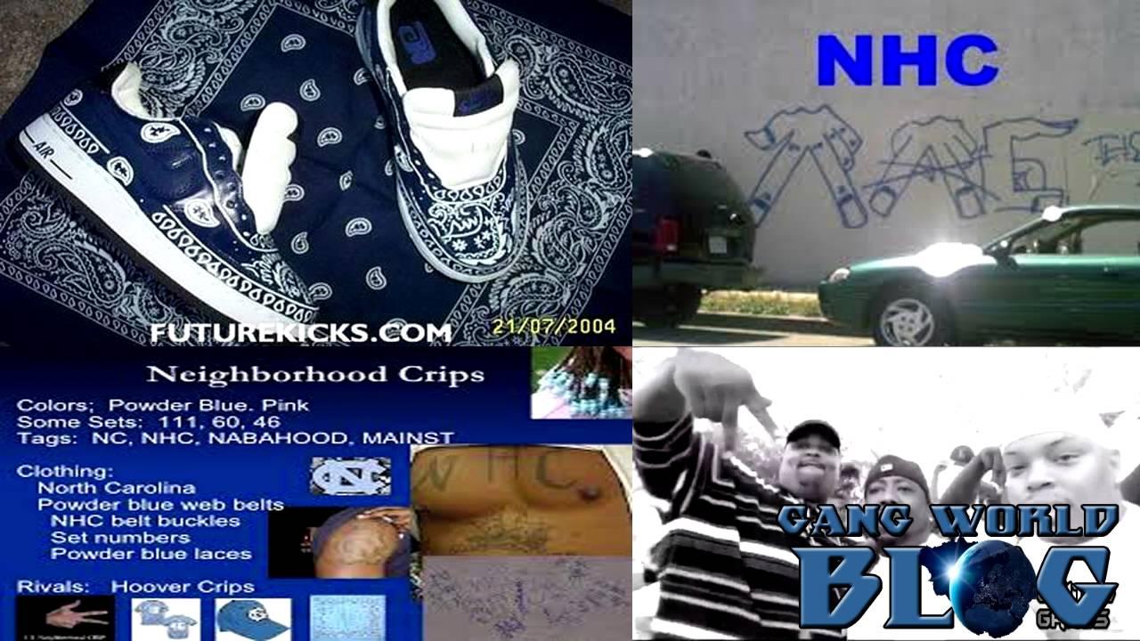 111 Neighborhood Crips 111NHC Ice Cube & WC's Hood (South