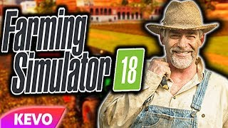 Farming Simulator but I am a simple Irish farmer